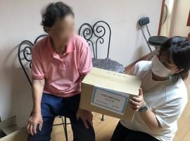 [송파재가노인지원서비스센터] 추석맞이 생필품 지원사업 진행