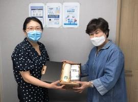 [송파재가노인지원서비스센터] 상반기 우수 자원봉사자 선정