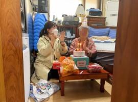 [송파재가노인지원서비스센터]찾아가는 생신서비스 진행