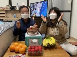 [송파재가노인지원서비스센터] 3월 생신잔치 진행
