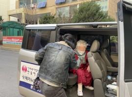 [송파재가노인지원서비스센터] 이미용 서비스 실시(3월)