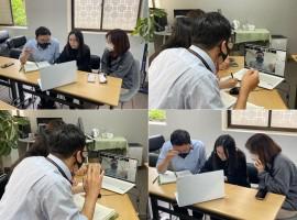 [노인맞춤돌봄서비스] 생활지원사 주간회의 진행